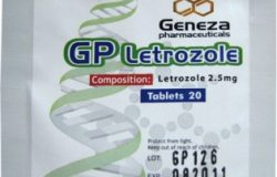 NapsGear Review GP Letrozole 2.5mg tabs (20 tabs per packet)