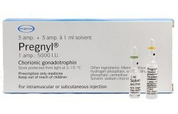 NapsGear Review Pregnyl HCG 1500IU